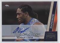 Quinton Carter /299