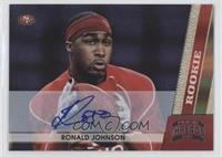Ronald Johnson /299