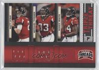 Roddy White, Matt Ryan, Michael Turner /200
