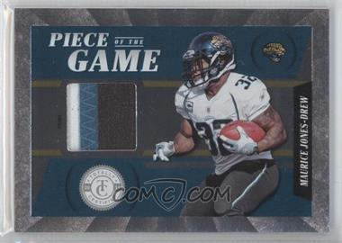 2011 Panini Totally Certified - Piece of the Game - Prime #22 - Maurice Jones-Drew /49