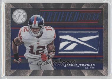 2011 Panini Totally Certified Certified Future Materials Super Prime #31 - Jerrel Jernigan /5