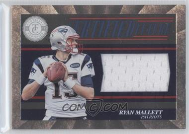 2011 Panini Totally Certified Certified Future Materials #3 - Ryan Mallett /499