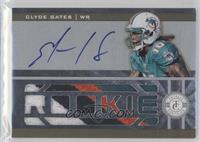 Clyde Gates /25