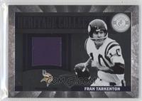 Fran Tarkenton /249