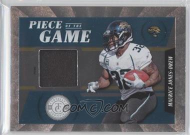 2011 Panini Totally Certified Piece of the Game Prime #22 - Maurice Jones-Drew /49