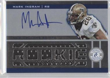 2011 Panini Totally Certified Totally Blue #225 - Mark Ingram /299