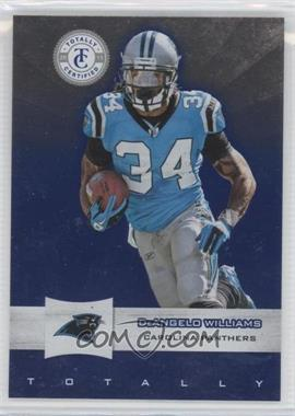2011 Panini Totally Certified Totally Blue #88 - Steve Smith /50