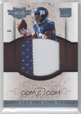 2011 Plates & Patches RPS Rookie Jumbo Materials Prime #17 - Jerrel Jernigan /15