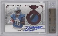 Titus Young /499 [BGS 9.5]
