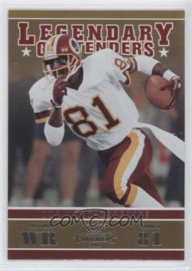 2011 Playoff Contenders - Legendary Contenders #1 - Art Monk
