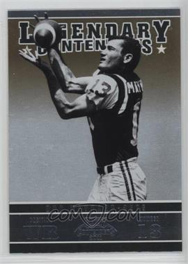 2011 Playoff Contenders - Legendary Contenders #10 - Don Maynard