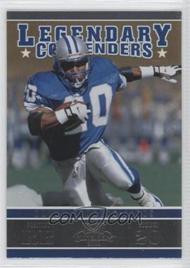 2011 Playoff Contenders - Legendary Contenders #14 - Barry Sanders