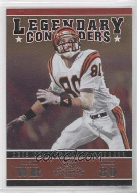 2011 Playoff Contenders - Legendary Contenders #4 - Cris Collinsworth