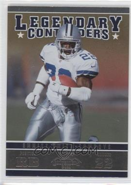2011 Playoff Contenders - Legendary Contenders #5 - Emmitt Smith