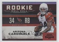 Ryan Williams /50