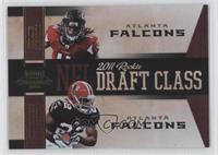 Julio Jones, Jacquizz Rodgers /100