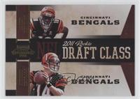 A.J. Green, Andy Dalton /100