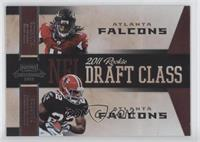 Julio Jones, Jacquizz Rodgers