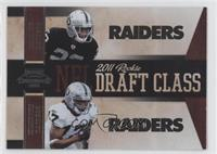 Taiwan Jones, Denarius Moore