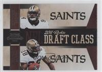 Cameron Jordan, Mark Ingram