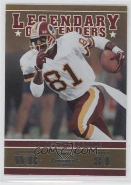 2011 Playoff Contenders Legendary Contenders #1 - Art Monk