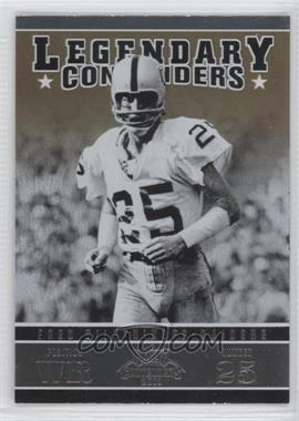 2011 Playoff Contenders Legendary Contenders #13 - Fred Biletnikoff