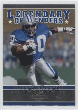 2011 Playoff Contenders Legendary Contenders #14 - Barry Sanders