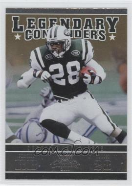 2011 Playoff Contenders Legendary Contenders #20 - Curtis Martin