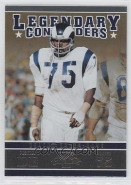 2011 Playoff Contenders Legendary Contenders #21 - Deacon Jones