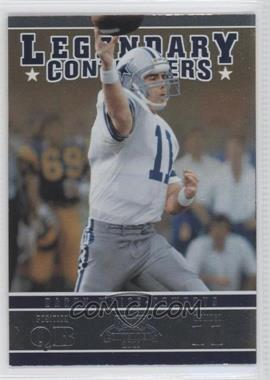 2011 Playoff Contenders Legendary Contenders #23 - Danny White