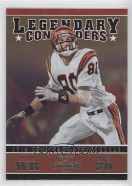2011 Playoff Contenders Legendary Contenders #4 - Cris Collinsworth
