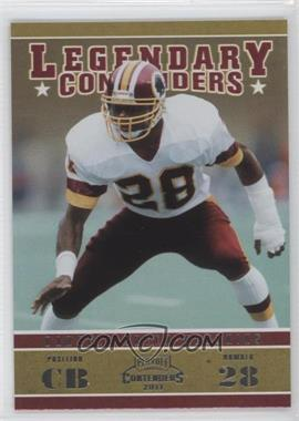 2011 Playoff Contenders Legendary Contenders #9 - [Missing]
