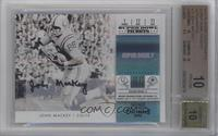 John Mackey /10 [BGS 10]