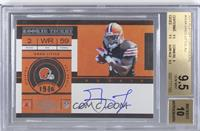 Greg Little (Base) [BGS 9.5]