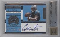 Cam Newton (Base) [BGS 9]