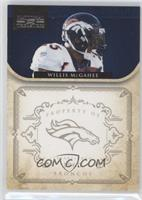 Willis McGahee /99