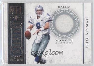 2011 Playoff National Treasures [???] #17 - Troy Aikman /99