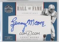Lenny Moore /37