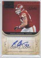 Shane Bannon /25