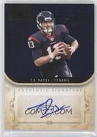 T.J. Yates /25
