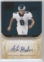 Alex Henery /25