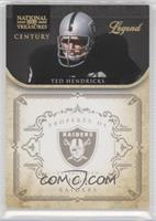 Ted Hendricks /10