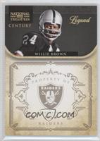 Willie Brown /10