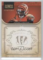 Jerome Simpson /10