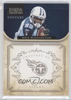 Nate Washington /25