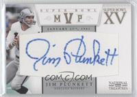 Jim Plunkett /27
