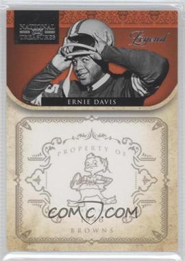 2011 Playoff National Treasures #155 - Ernie Davis /99