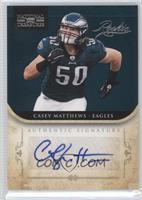 Casey Matthews /99