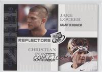 Jake Locker, Christian Ponder