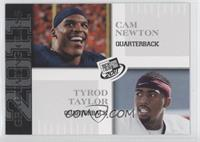 Cam Newton, Tyrod Taylor